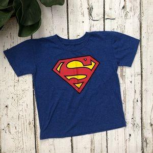 🌿Superman Boy's T-shirt Size 4/5
